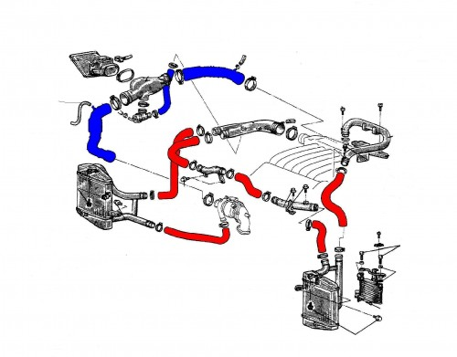 audi a4 engine diagram with Intercooler Hose Diagram on P 0900c152801c8670 likewise Clutch Question Smokes Releases Near Top Pedal 2841793 together with 2 Timing Chain Diagram as well 3 2 Audi Firing Order also 2003 Vw Jetta Cooling System Diagram.