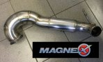 Magnex Large Bore Downpipe / De-Cat Pipe - Mercedes Benz A45 AMG