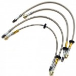 Goodridge Braided Brake Line Kits